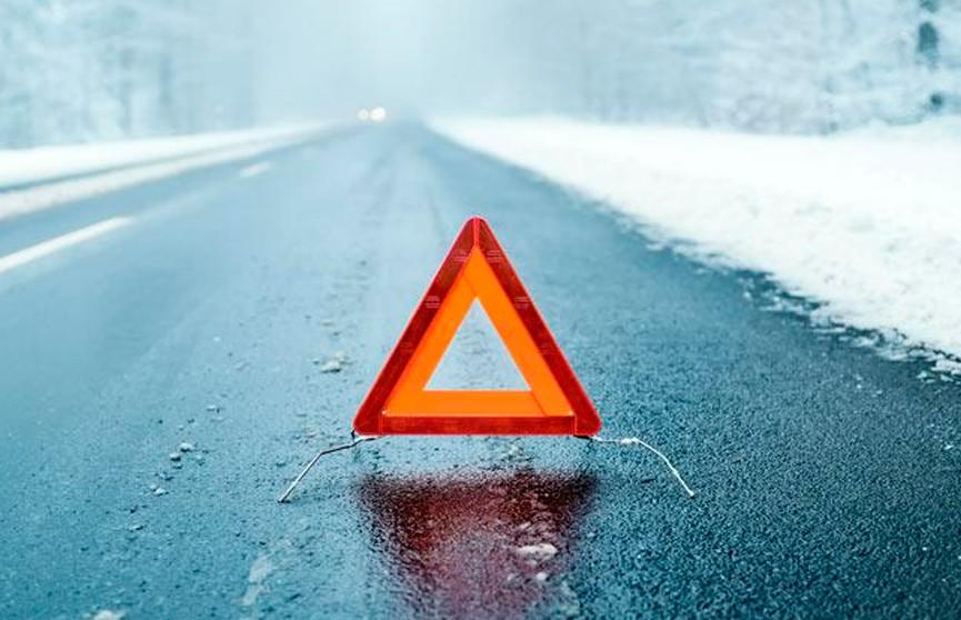 Осторожно, гололёд! ГАИ призывает водителей и пешеходов быть предельно осторожными