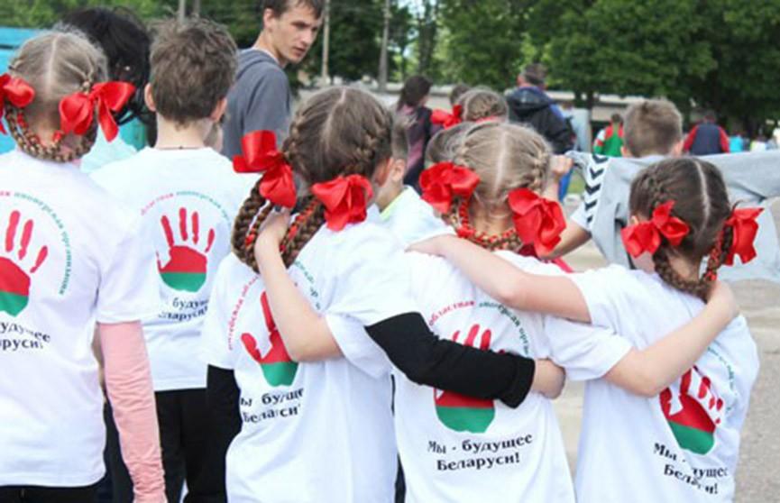 Школьники со всей Беларуси сразились в финале военно-спортивной игры «Зарничка»