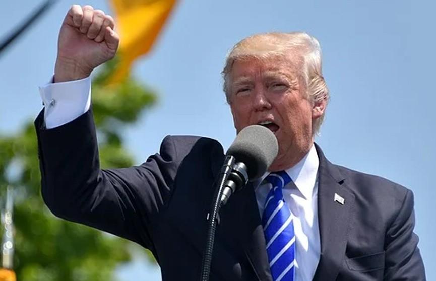 Трамп сбросил 11 килограммов: раскрыт секрет похудения