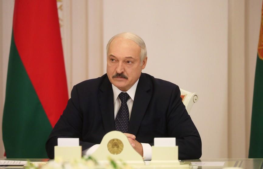 «Чтобы через неделю у нас были свои респираторы»: Лукашенко дал поручение премьер-министру