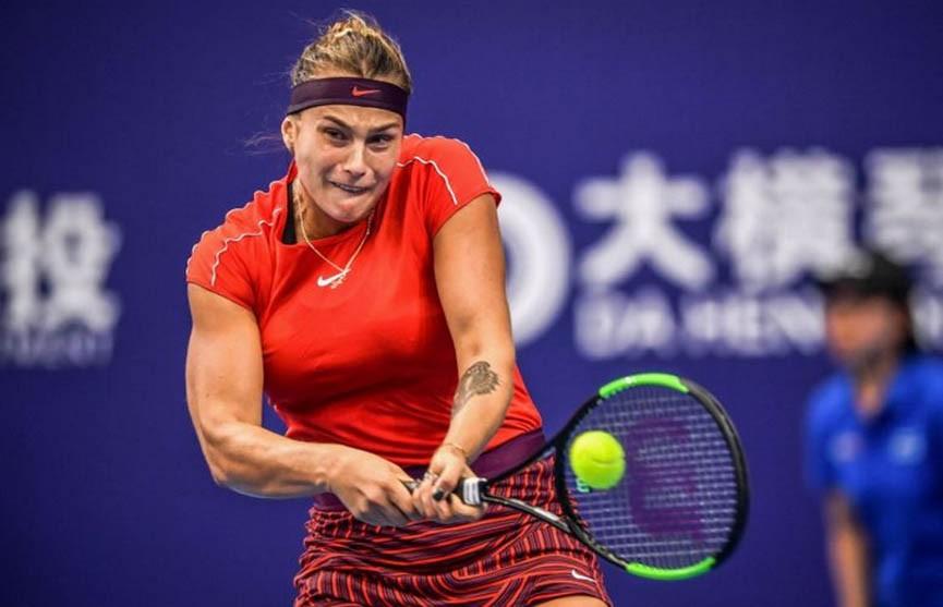Арина Соболенко проиграла Каролин Гарсии и покинула малый итоговый турнир WTA