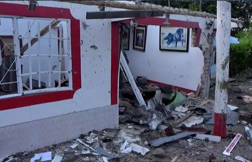 Взрыв автомобиля в Колумбии: 7 человек погибли