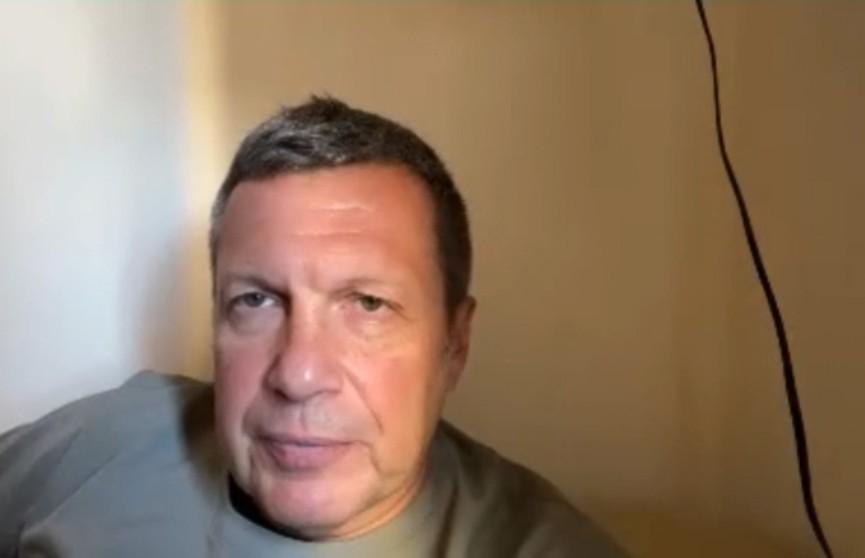 Соловьев: Протасевич понял, что нахождение внутри этого клубка змей гораздо опаснее, чем нахождение в белорусском СИЗО