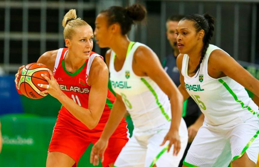 Баскетболистка сборной Беларуси Елена Левченко пропустит чемпионат Европы