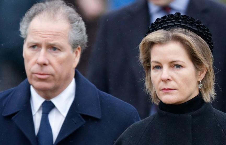Второй за неделю развод анонсировали в королевской семье Великобритании