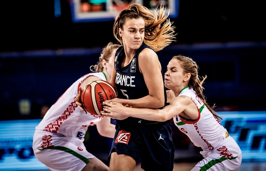 Баскетбол: белоруски снова крупно проиграли на чемпионате мира (u-17)