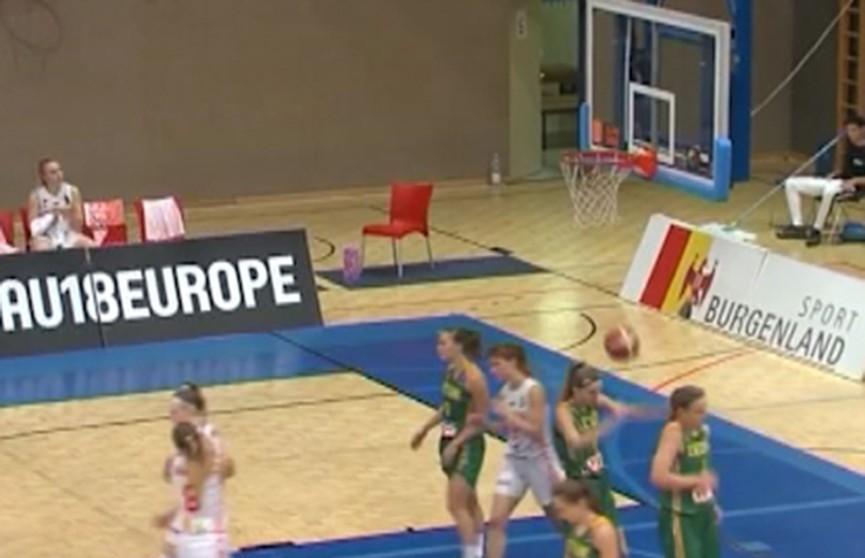 Cборная по баскетболу стала серебряным призёром чемпионата Европы