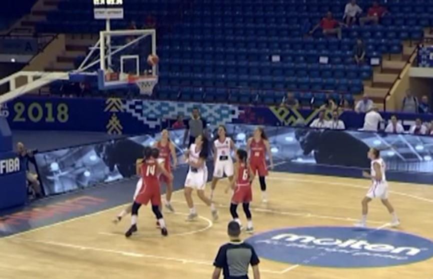 Чемпионат мира по баскетболу среди девушек не старше 17 лет продолжается в Минске