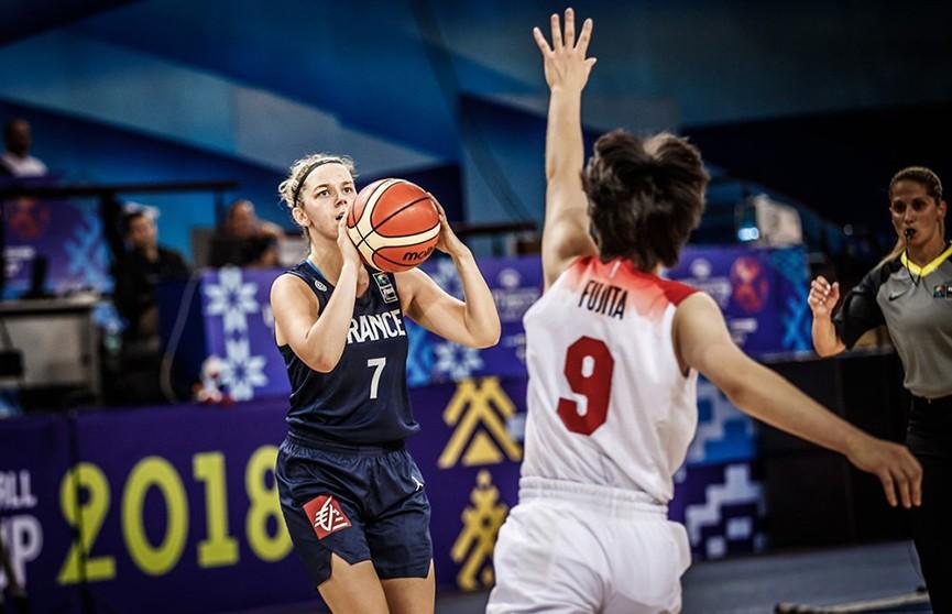 Чемпионат мира по баскетболу среди девушек стартовал 21 июля
