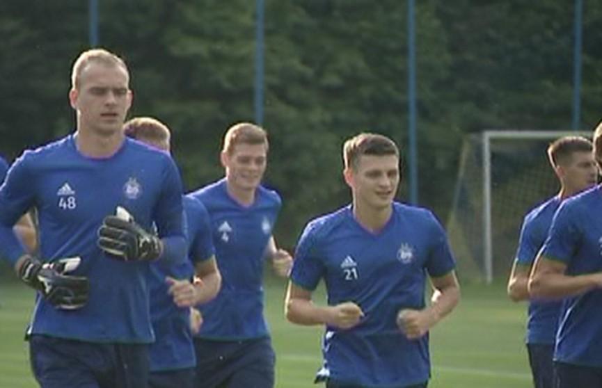 БАТЭ готовится ко встрече с голландским ПСВ в Лиге чемпионов