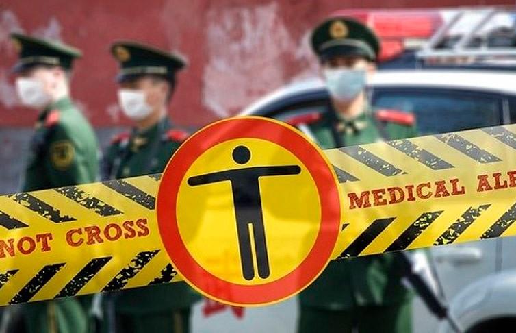 Китай запретит въезд иностранцам с 28 марта