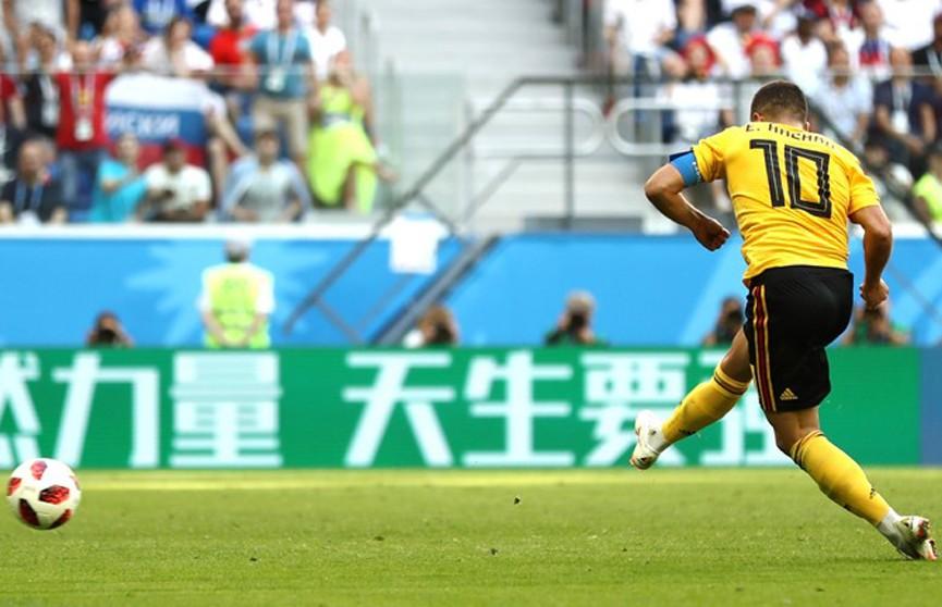 ЧМ-2018: Бельгия завоевала бронзовые награды, обыграв Англию в матче за 3-е место