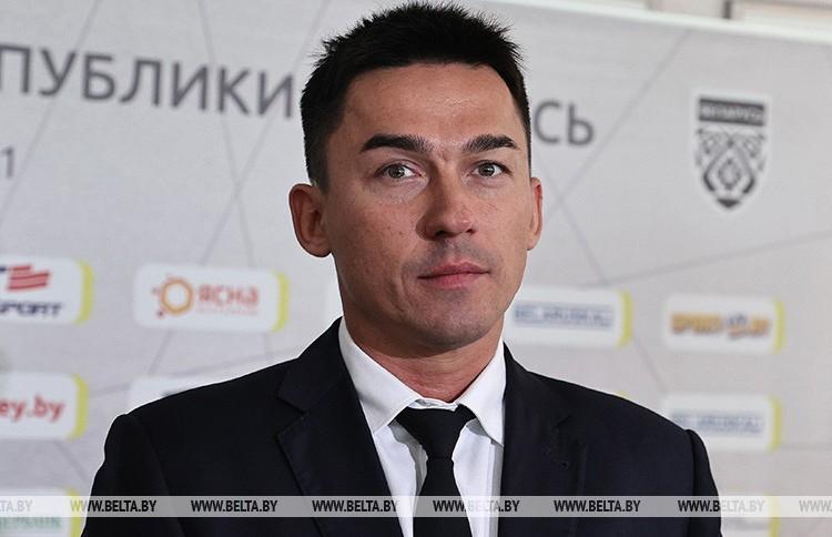 Басков о надругательстве над флагом Беларуси в Риге: Это акт беспрецедентного давления по отношению к спортсменам