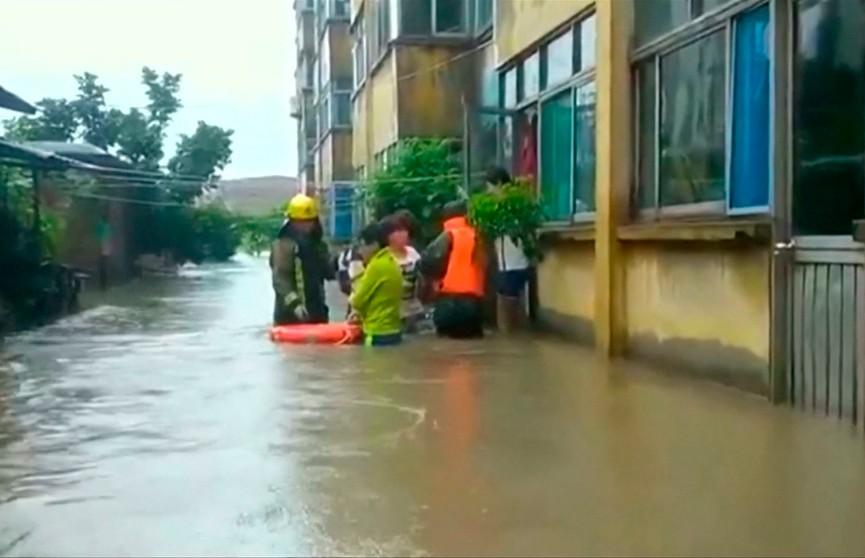 Тайфун «Лекима» в Китае: 44 человека погибли