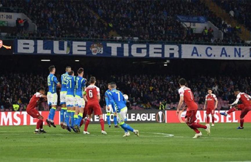 «Челси» обыграл «Славию». Определились участники полуфинала Лиги Европы