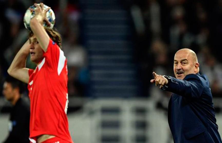 Футбол: сборная России в Сочи обыграла команду Турции