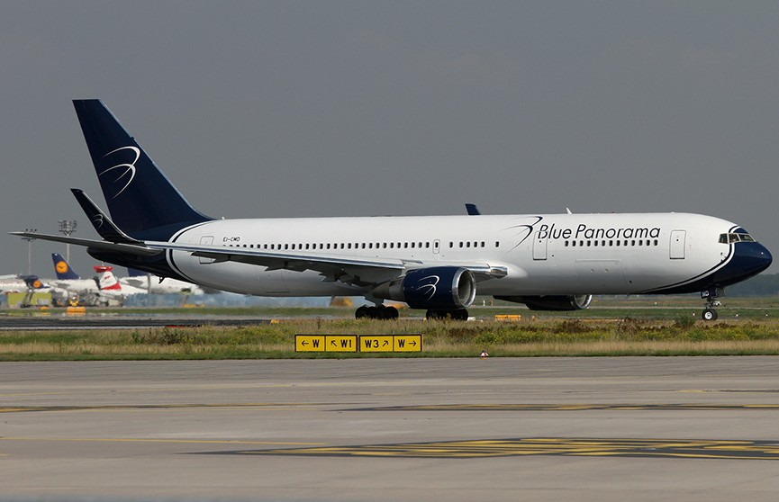 Самолёт совершил экстренную посадку в Испании: пассажирка проглотила 56 пакетиков с кокаином