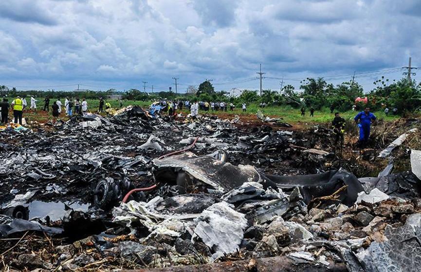 Компания Global Air выяснила причину падения самолёта в Гаване