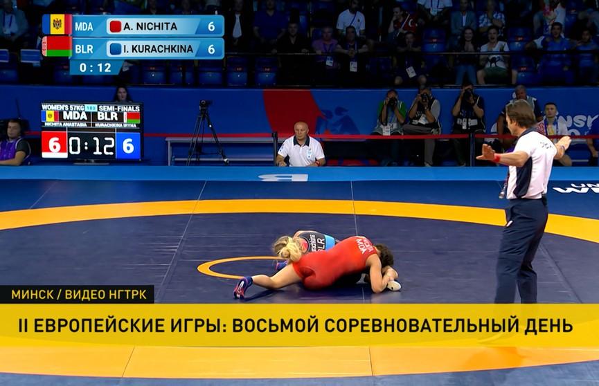 II Европейские игры. В каких дисциплинах белорусские атлеты сегодня могут выиграть медали?