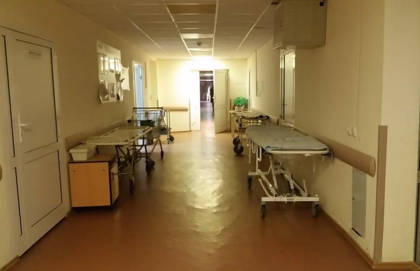 В Могилёвской больнице пациент вскрыл вены и умер от кровопотери