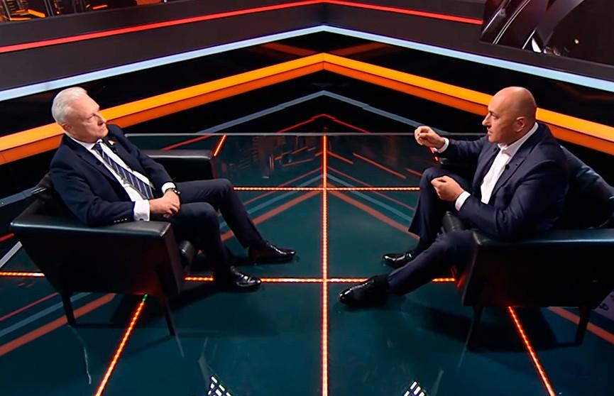 Это очень сильный ход: Рачков прокомментировал приглашение Интерпола к расследованию дела Белгазпромбанка