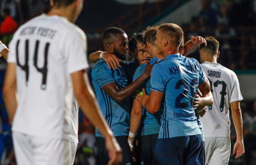 «Динамо-Брест» минимально обыграло дома кипрский «Аполлон», но покинуло Лигу Европы