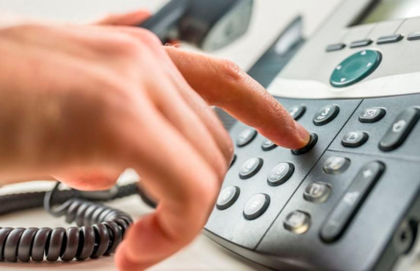 Решить волнующие проблемы можно, обратившись на горячую телефонную линию в исполком