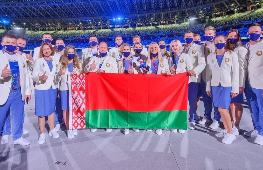 Летняя Олимпиада в Токио: болеем за белорусов