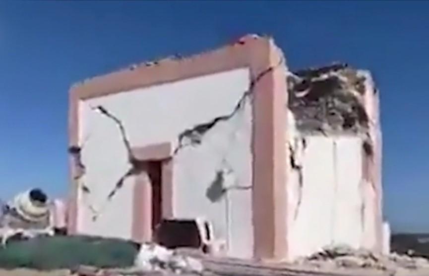 Землетрясение на Крите – пока известно об одном погибшем