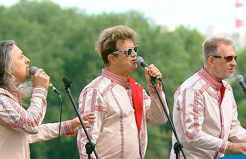 «Душа Беларуси»: чем запомнился праздничный концерт?