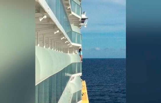 Пассажирку сняли с круизного лайнера и внесли в черный список из-за желания сделать фото