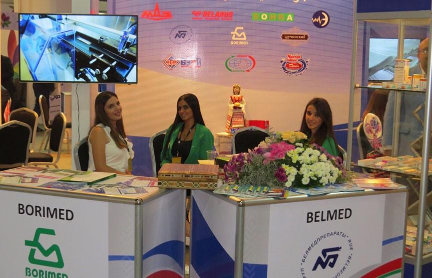 Международная выставка товаров в Дамаске: что презентует Беларусь?