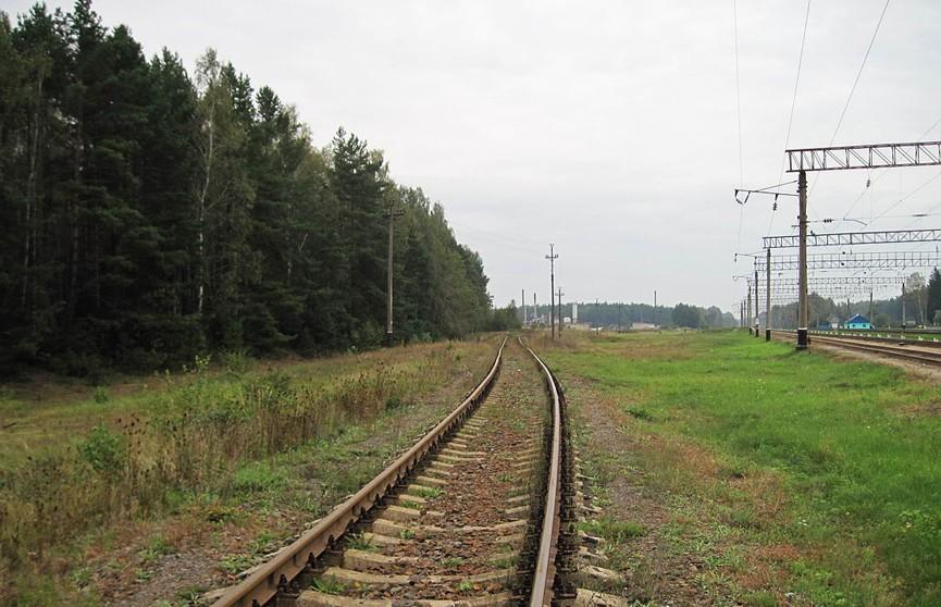 Электричка насмерть сбила 60-летнего мужчину в Барановичском районе