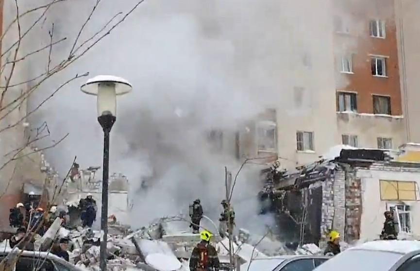 В жилом доме в Нижнем Новгороде прогремел взрыв