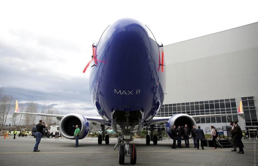 Boeing сократил производство авиалайнеров 737 MAX