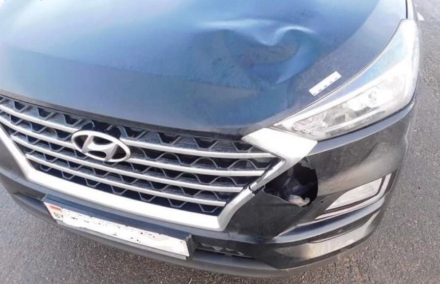 Hyundai сбил 7-летнего мальчика в Любанском районе: ребёнок серьёзно пострадал