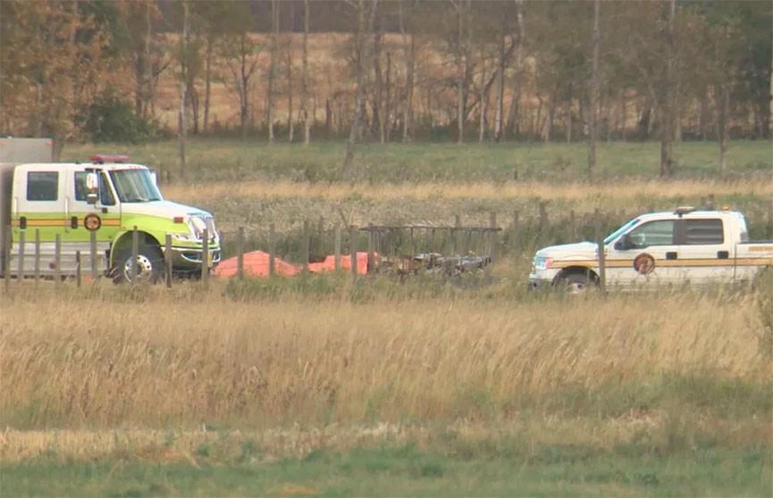 Частный самолет разбился в Канаде: два человека погибли