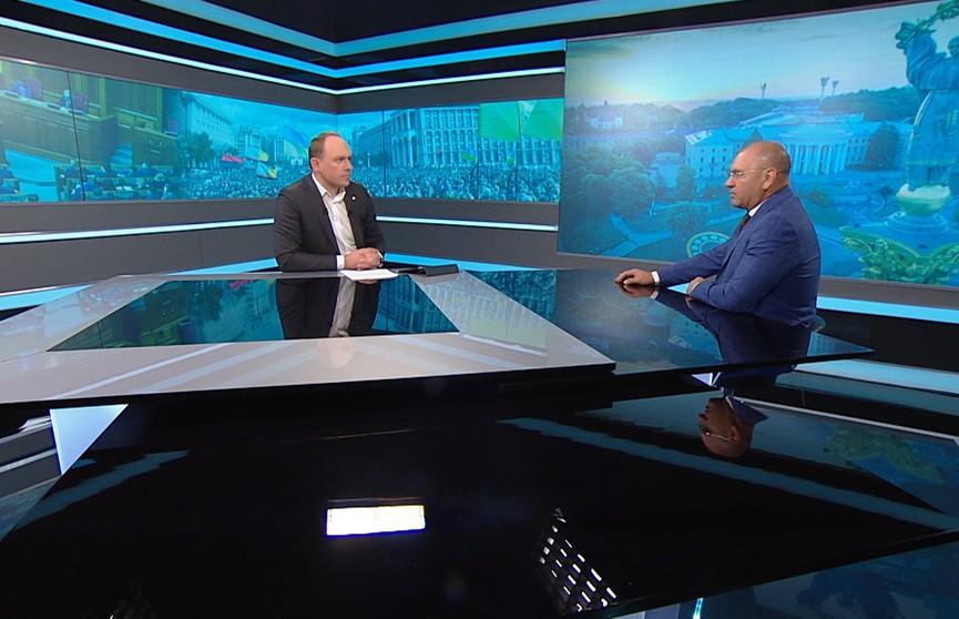 Украинский депутат Евгений Шевченко рассказал, почему рискнул пострадать за Беларусь