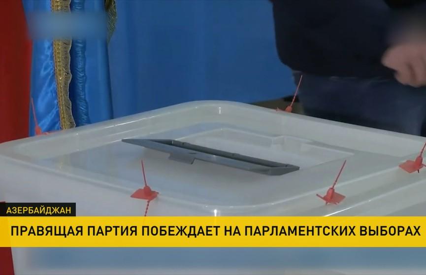 Итоги досрочных парламентских выборов подвели в Азербайджане
