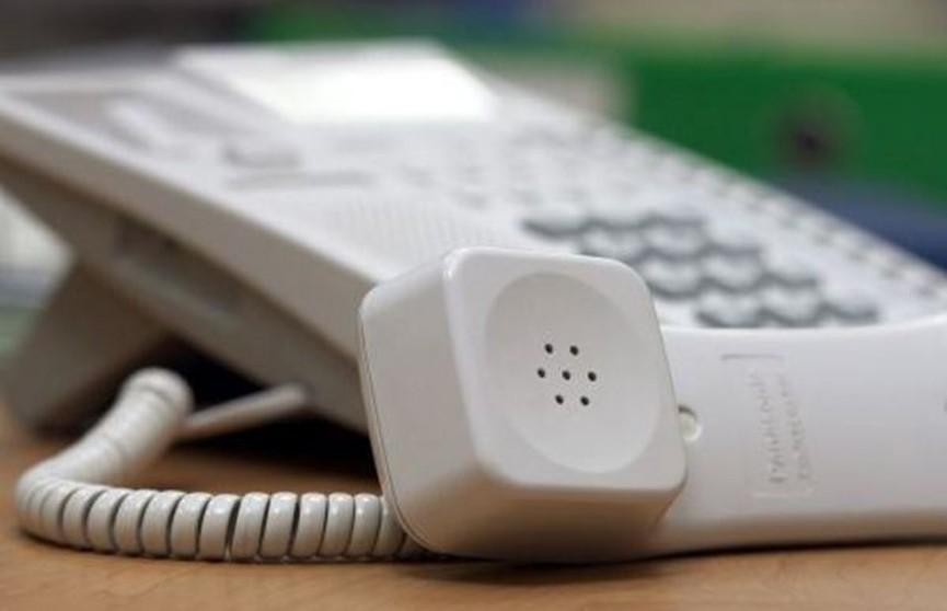 Прямые телефонные линии пройдут в исполкомах по всей стране