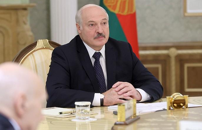 Александр Лукашенко провел переговоры с главой Курчатовского института