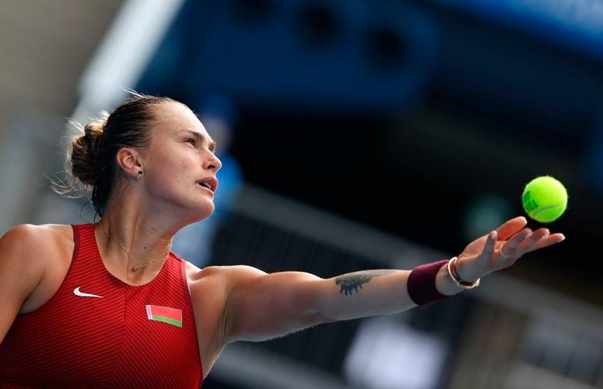 Арина Соболенко впервые в карьере станет второй ракеткой мира