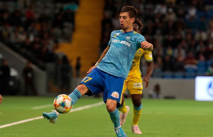 Алексей Риос перешёл из БАТЭ в минское «Динамо»