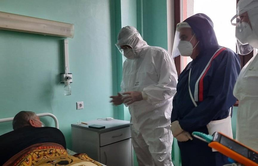Пиневич рассказал, кто становится самыми тяжелыми пациентами в «красных зонах»