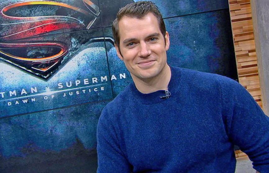 Актёр Генри Кавилл больше не будет играть Супермена