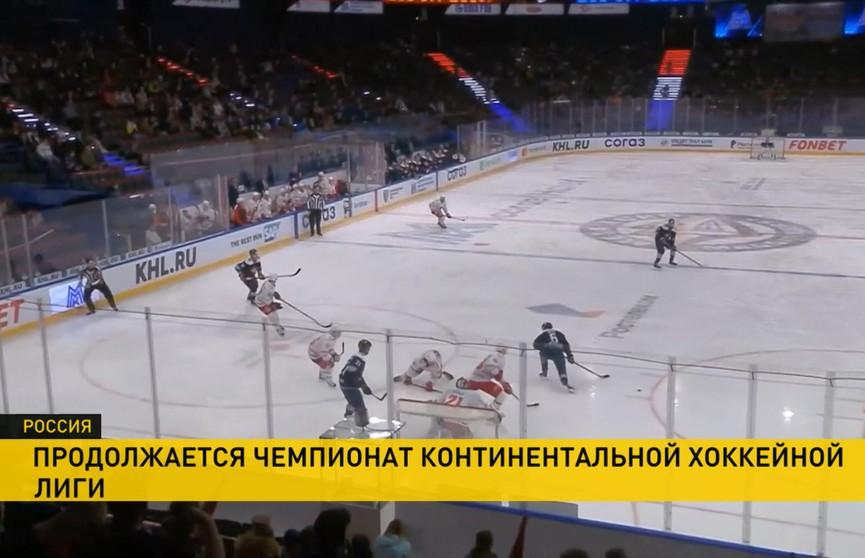 КХЛ: «Автомобилист» из Екатеринбурга обыграл магнитогорский «Металлург»
