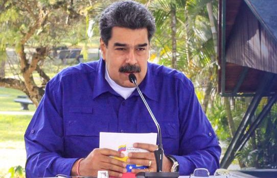 Аккаунт президента Венесуэлы Николаса Мадуро заблокирован в Facebook