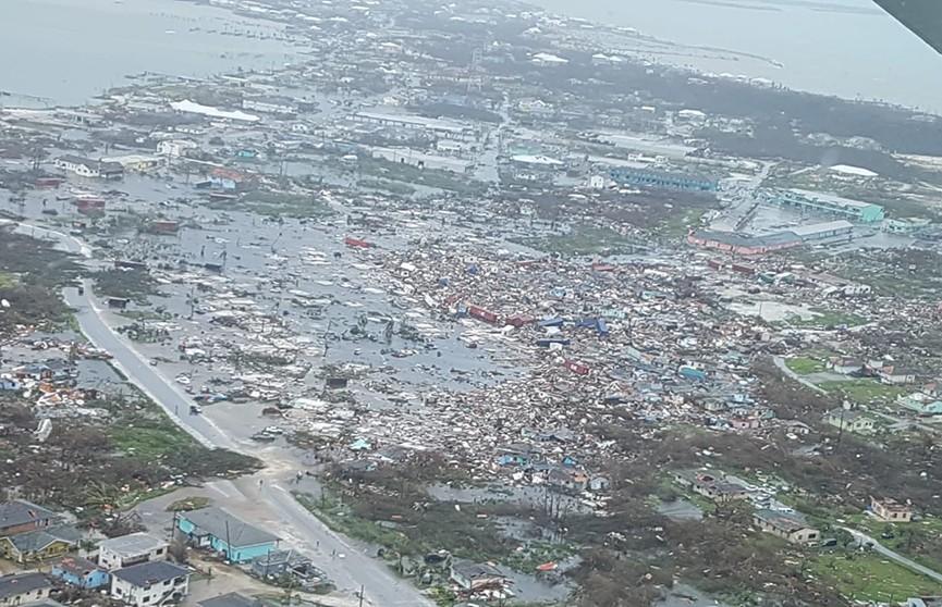 Ураган «Дориан» на Багамах: семь человек погибли