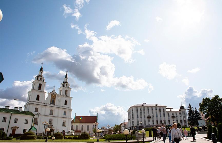 День города в Минске: виртуальные экскурсии и видеоконкурсы