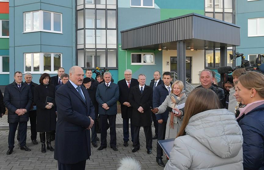 Лекарство от рака стало бы лучшим подарком белорусских врачей – Лукашенко